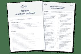 Rapport Audit de confiance