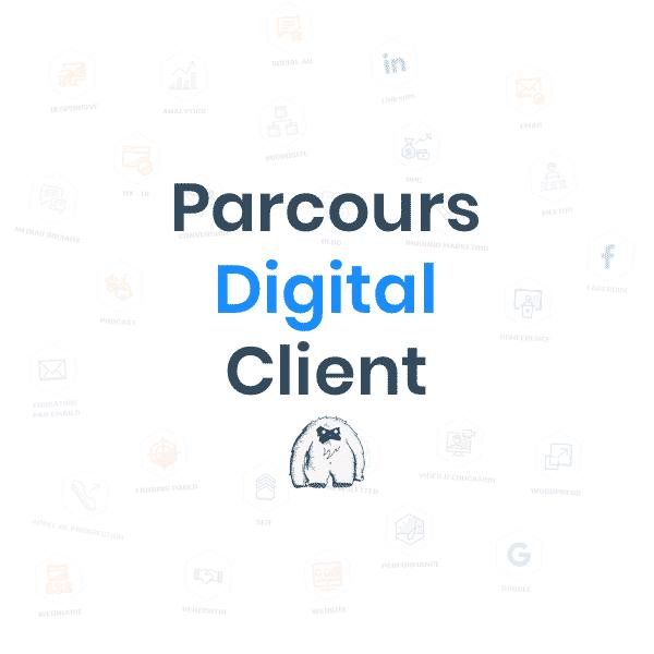 Parcours Digital du Client
