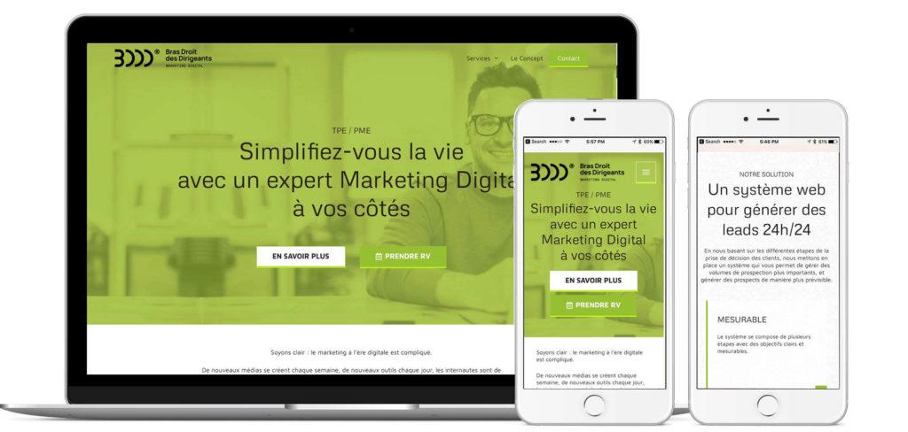 Bras Droit des Dirigeants Marketing Digital