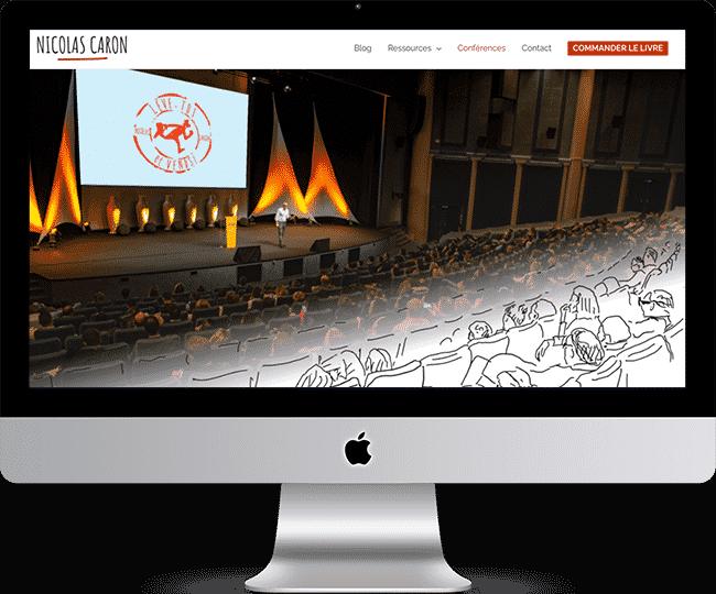 Conférences Commerciales de Nicolas Caron